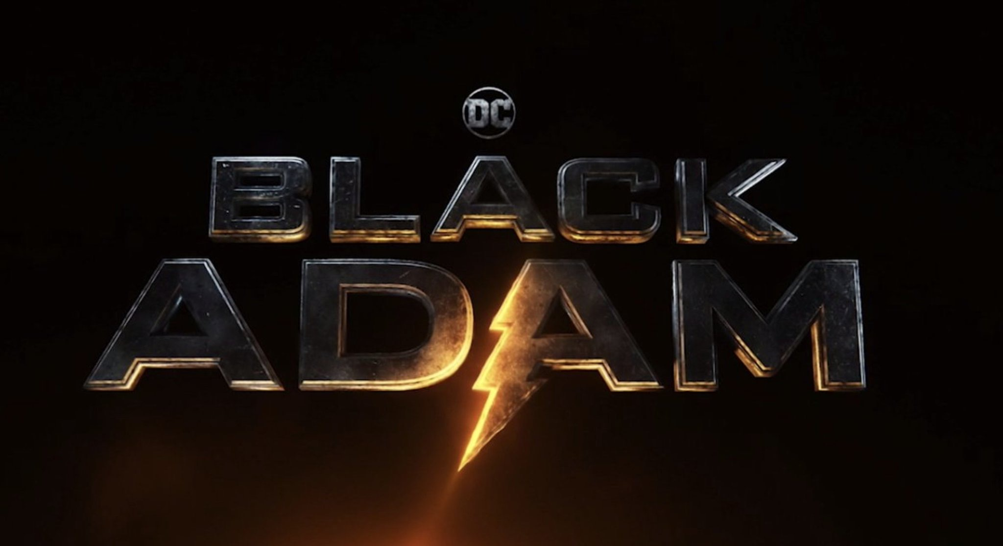 Black Adam Logo