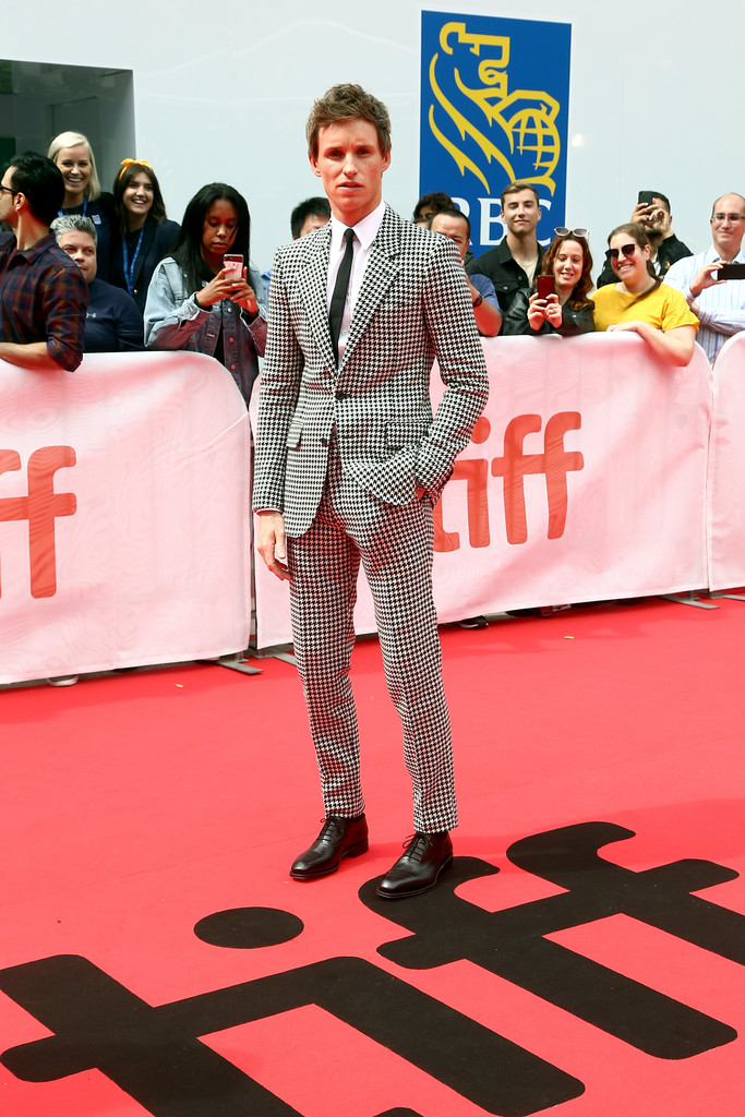 Eddie Redmayne The Aeronauts Toronto International Film Festival Premiere TIFF