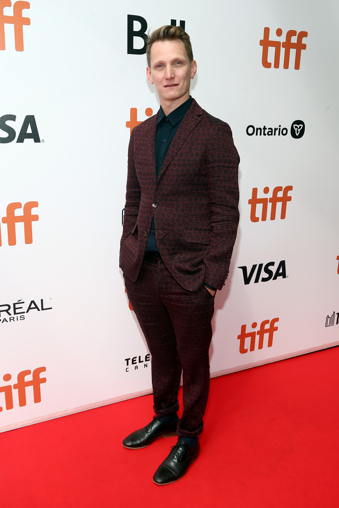 Tom Harper The Aeronauts Toronto International Film Festival Premiere TIFF