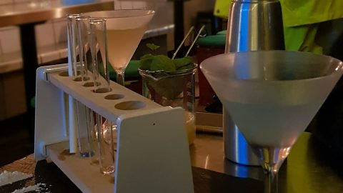 The Breaking Bad cocktail experience you HAVE to try!