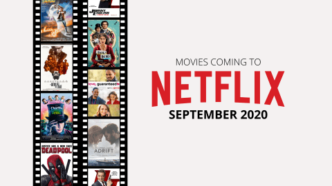 What films are coming to Netflix U.S. and U.K. in September 2020