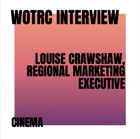 Interview with Louise Crawshaw, Regional Marketing Executive