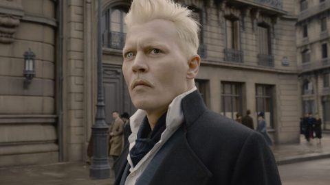 Johnny Depp resigns from 'Fantastic Beasts 3' at Warner Bros. request