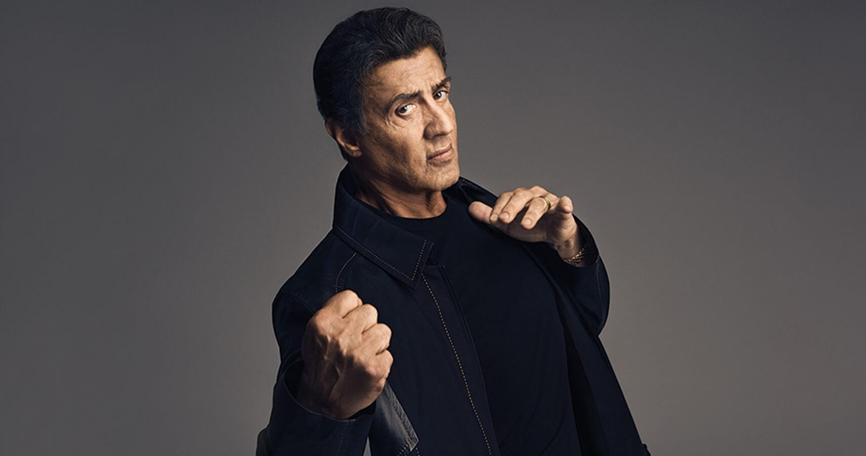 Sylvester Stallone joins The Suicide Squad