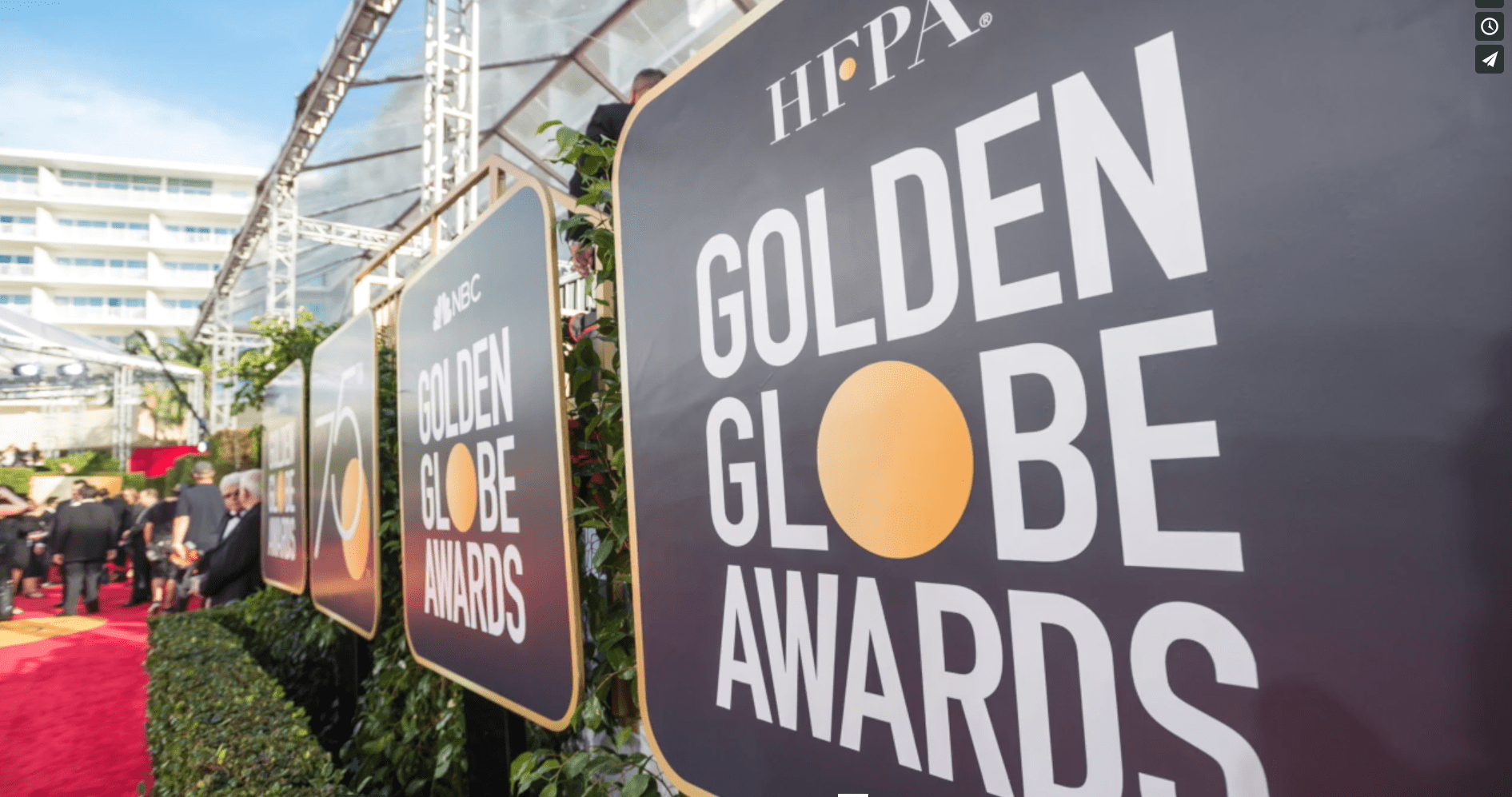 Golden Globe Awards Nominations 2021
