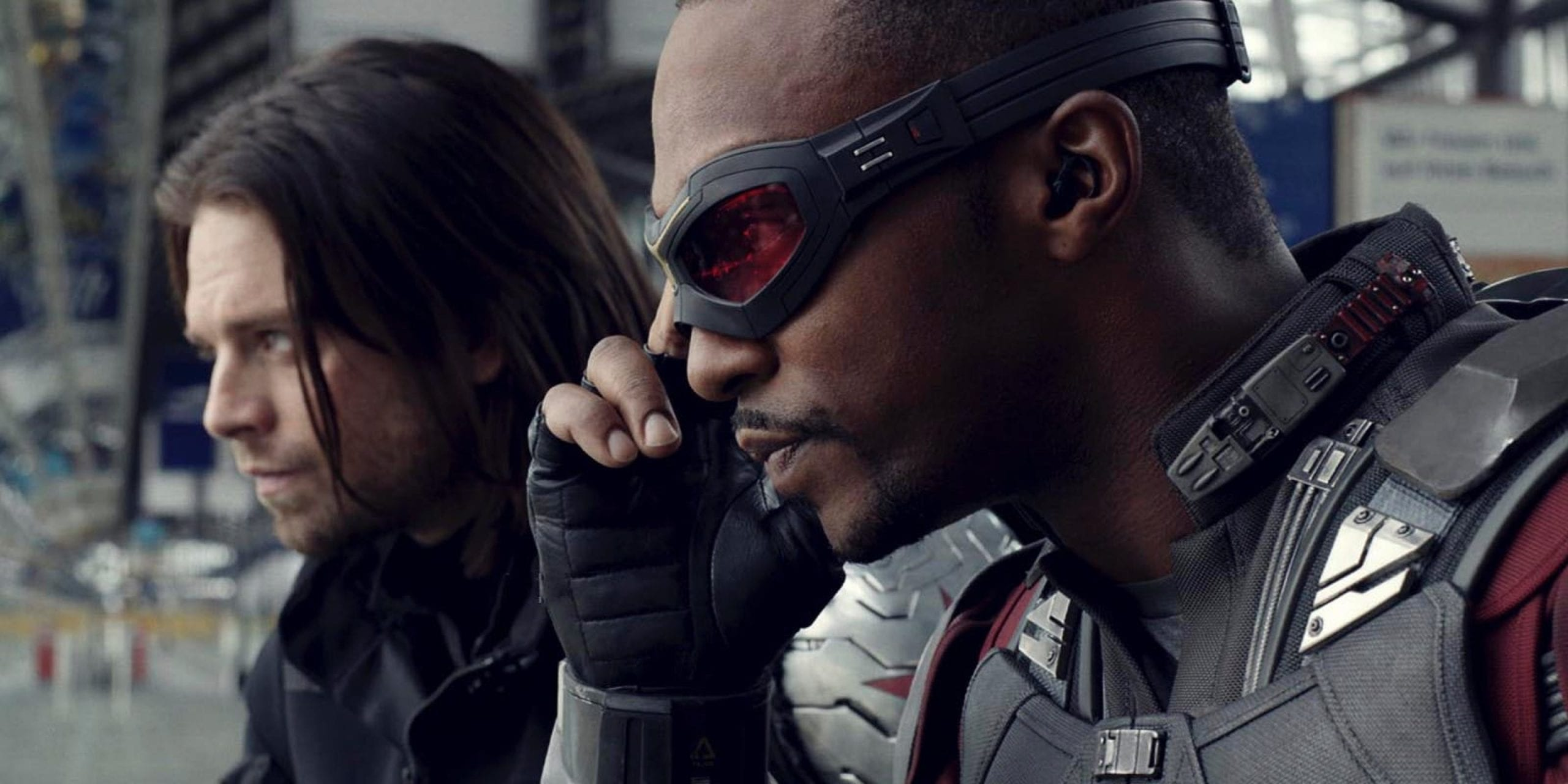 The Falcon and Winter Soldier Super Bowl Trailer