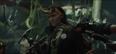 The God of Mischief returns in the latest trailer for 'Loki'