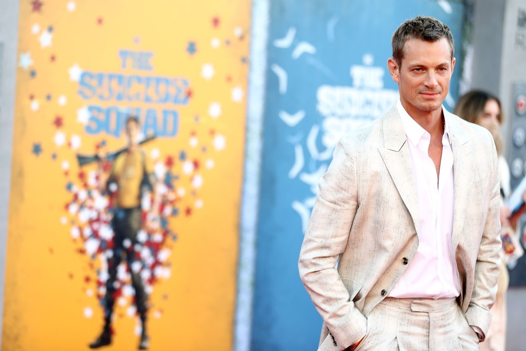 Joel Kinnaman the world premiere of 'The Suicide Squad' in Los Angeles on August 02, 2021